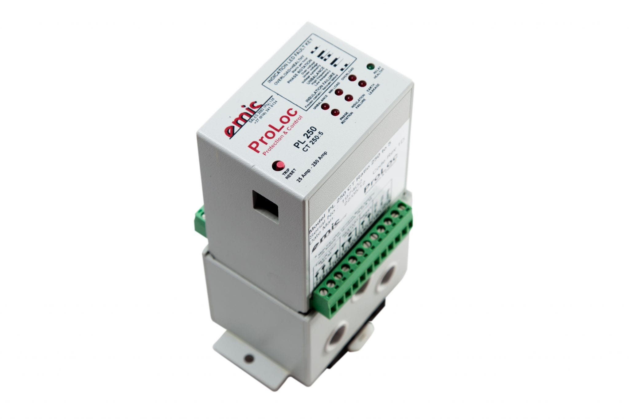 Proloc Newelec Circuit Breaker With Relay 2